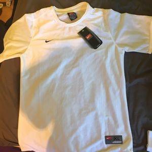 Nike GRL United Jersey White Athletic Shirt